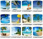 Lampshades Ideal To Match Tropical Beaches Duvets Covers & P