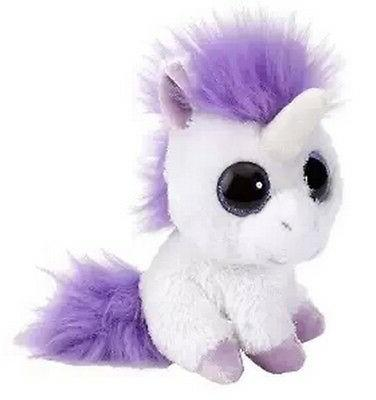"5"" S&S Lavender Unicorn Plush Stuffed Animal Toy - New"