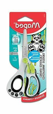 Maped Koopy Spring-Assisted Educational Scissors, Kids, 5 In