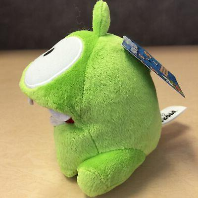 NEW, Cut The 5 Om Nom Toy