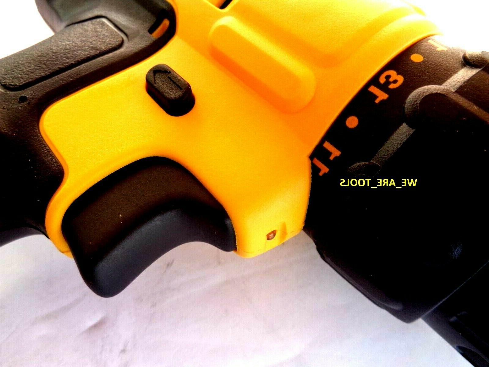 """New Compact 1/2"""" Drill MAX Tool 20"""