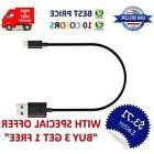 """Short 8"""" inch USB Cable Charger 8pin for iPhone 7/8/6/5/Plus"""