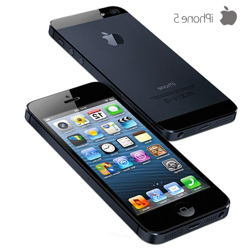 unlocked APPLE iPhone Cell Phone iOS OS 16GB 64GB ROM 4.0 <font><b>inch</b></font> WIFI GPS