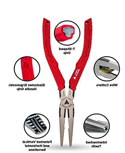 VAMPLIERS. Best Made 4-PC Set S4B Specialty Screw Pliers. Extract Stripped Stuck Security, Corroded or