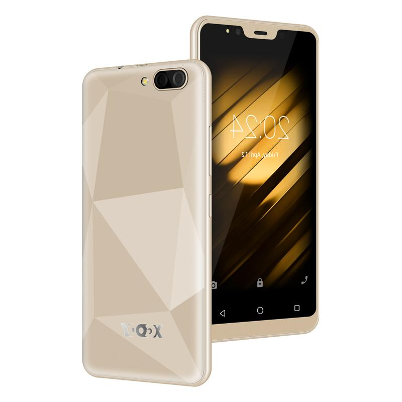 XGODY X27 Smartphone 16GB Core <font><b>5</b></font> 3G Sim 5MP Camera Mobile Cover
