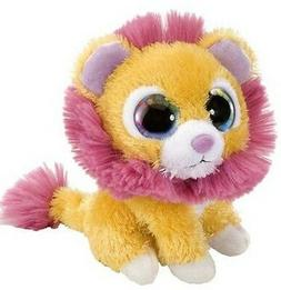 "WILD REPUBLIC LI'L SWEET AND SASSY SHORTCAKE LION 5"" Plush T"