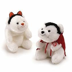 Gund Lil' Halloween Snuffles - Set of 2