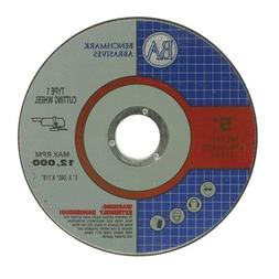 """5""""x.045""""x7/8"""" Pro Metal & Stainless Steel Cutting Cutoff Whe"""