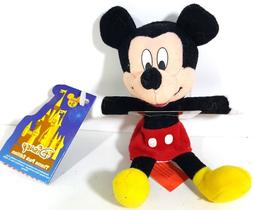 Disney Mickey Mouse Finger Puppet Plush Stuffed Character 5