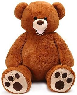 VIAHART Moochie The Bear | 5 Foot  Stuffed Animal Jumbo Big