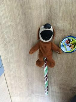 Muppets Animal Finger Puppet Starbucks 5 inch Excellent with