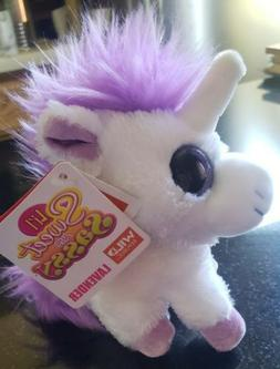 NWT Lil Sweet and Sassy Wild Republic Lavender Unicorn 5 inc