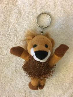 Oriental Trading Company Plush Animal Keychain Approximately