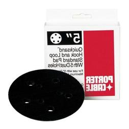 Porter-Cable 5 Inch Hook and Loop Backing Pad Replacement Po