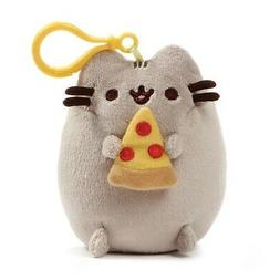 GUND Pusheen Snackable Pizza Slice Stuffed Plush Backpack Cl