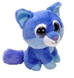 5 Inch Sassy Scents Blueberry Wolf Plush Stuffed Animal by W