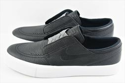 Nike SB Zoom Janoski HT Slip On Mens Size 11 Black Leather S