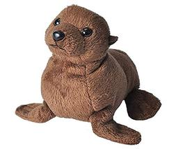 Wild Republic Sea Lion Plush, Stuffed Animal, Plush Toy, Gif