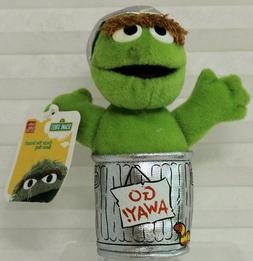 "GUND - Sesame Street - ""Oscar the Grouch"" - 5 inches - 07593"