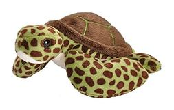 Wild Republic Lil' Cuddlekins Sea Turtle Plush Stuffed Anima